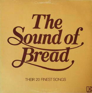 Bread - The Sound Of Bread: Their 20 Finest Songs (LP) (VG+/G+)